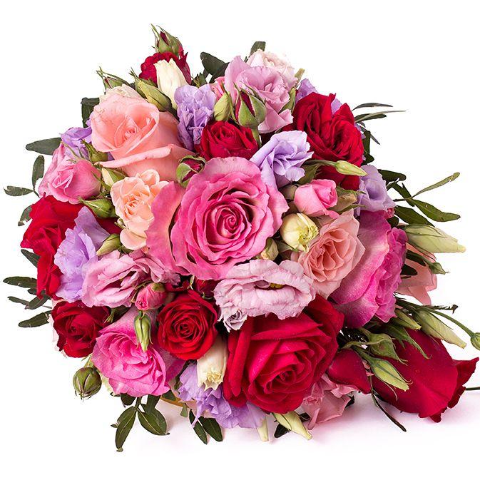 """Букет цветов """"Семицветик"""""""