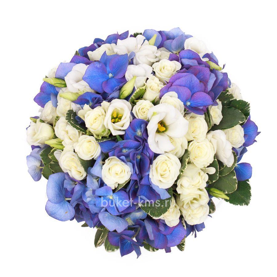 """Букет цветов """"Морской бриз"""""""