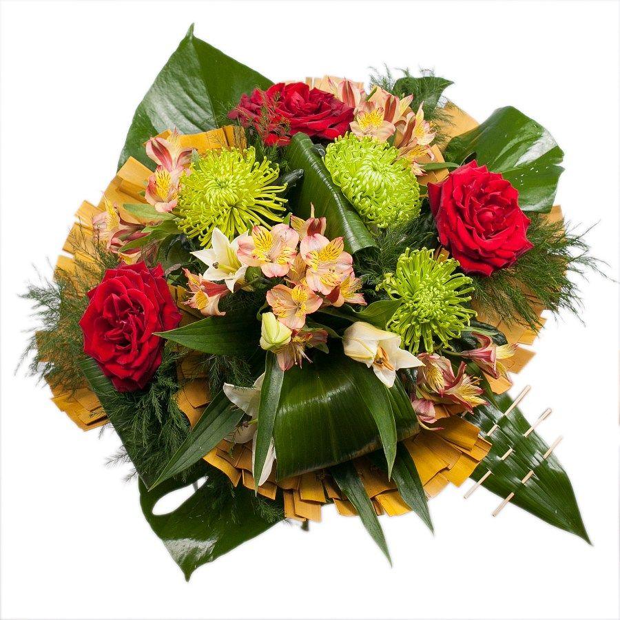 "Букет цветов ""Самурай"""